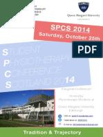 SPCS 2014 Brochure