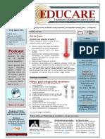 Newsletter Educare Nº 26- Agosto