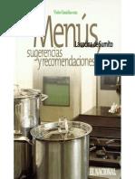 La Cocina de Sumito - 15 - Menus, Sugerencias y Recomendaciones2