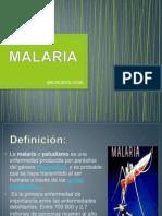 Malaria Enf