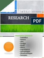 descriptiveresearch-110710202015-phpapp01