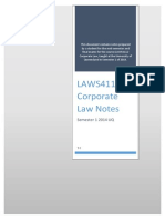 Laws4112 (2014) Exam Notes (Uq)