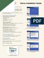ETAP 12 5 Demo Install Guide 2013