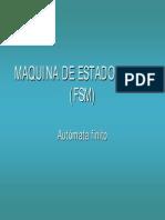 Maq de Estado Finito
