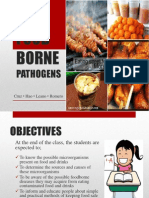 Food Borne Pathogens
