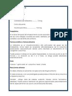 Compendio de Fármacos Tópicos de Uso Optométrico