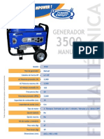 Gen 3500 Manual