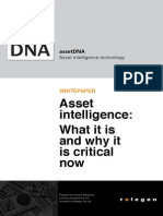 Asset Intelligence Whitepaper