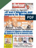 LE BUTEUR PDF du 03/12/2009