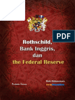 Rothschild, Bank Inggris, Dan the Federal Reserve