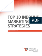 Top 10 Inbound Marketing Strategies