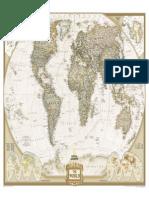 mapa A0