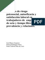 Riesgos Laborales - Ocio y Tiempo Libre