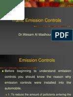 7 Traffic Emission Controls