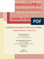 Social work Magazine ,Vol 3, August Issue 8