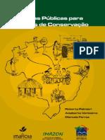 Guia de consultas públicas para unid de conservação