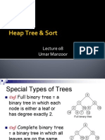 L09 Heap Tree & Sort