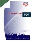 Tribon M3 Training Lines (Production)