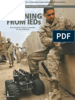 Learning from ieds