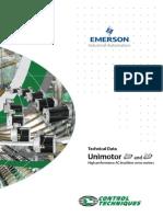 Unimotor Tech Data