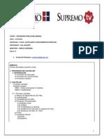 DP Edital - Aula 1 - Professor Ival Heckert (21.07) - Processo Civil 2014
