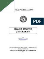2. Modul Pembelajaran Analisis Struktur Jembatan