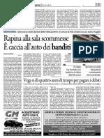 20140121 Gazzettino Ve_vega Si Da' Quattro Anni Di Tempo Per Pagare i Debiti