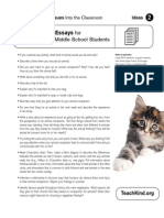 Animal Issues in Classroom