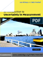 Kirkup,Frenkel.an Introduction to Uncertainty in Measurement Using the GUM