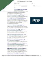 Luan Van Mạng Truy Nhập Quang FTTx - AON - Tìm Với Google