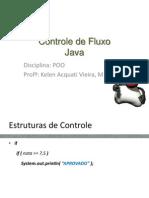 Controle de Fluxo