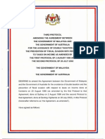 agreement between