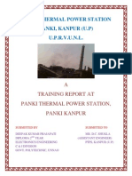 Panki Thermal Power Station