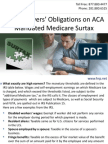 IRS Employers' Obligations on ACA Mandated Medicare Surtax