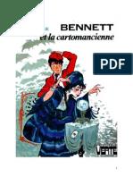 Anthony Buckeridge Bennett 13 BV Bennett Et La Cartomancienne 1963