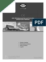AGC 200 Operators Manual