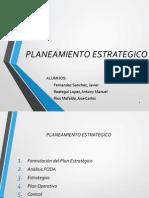 Pasos Del Planeamiento Estratgico