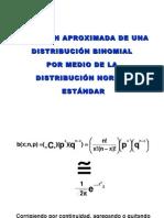 Solución de Binomial