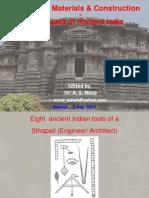 Building Materials of Ancient India