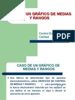 Ejemplo Medias y Rangos