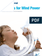 Coatings for Wind Power Uk