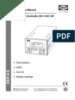 GC-1M Operators Manual