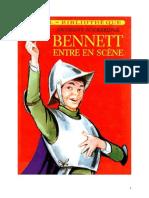 Anthony Buckeridge Bennett 07 IB Bennett Entre en Scène 1955