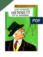 Anthony Buckeridge Bennett 06 IB Bennett Et Le Général 1954