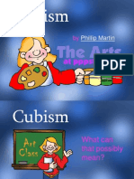 Isms Cubism powerpoint