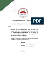05 Fecyt Tesis 1382 Metodología Que Aplican Los Docentes