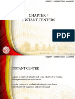 Me132p - Report Instant Centers
