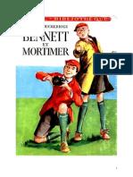 Anthony Buckeridge Bennett 04 IB Bennett Et Mortimer 1952