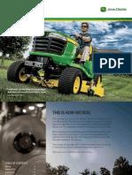 John Deere 700 Series Brochure