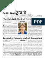 Enneagram Monthly No. 183 Dec 2011